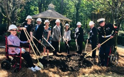 Peachtree Christian Health Breaks Ground on $3M Renovation & Expansion